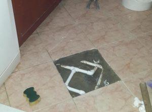 Robotla Tıkalı Tuvalet Borusu Açan Usta